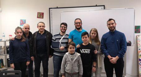 Ιστορική νίκη της ακαδημίας σκακιστών Βόλου στο Πρωτάθλημα Θεσσαλίας