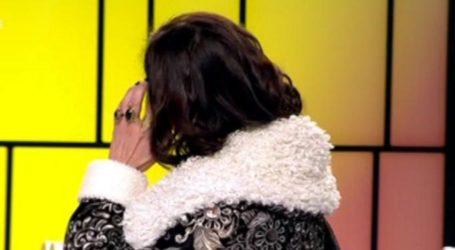 """""""Λύγισε"""" η Αμίνα Χακίμ στο πλατό του My Style Rocks – Συγκινημένη η παίκτρια [βίντεο]"""