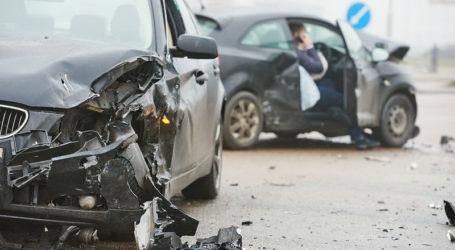Λιγότεροι νεκροί – περισσότερα ατυχήματα στους δρόμους της Θεσσαλίας