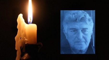 «Έφυγε» 67χρονος Τσαριτσανιώτης