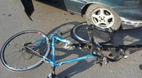 Βόλος: Αυτοκίνητο παρέσυρε ποδηλάτη – Στο Νοσοκομείο ο τραυματίας