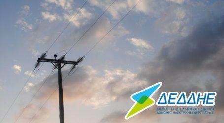 Βόλος: Δύσκολη νύχτα για τους κατοίκους στο Αλιβέρι – Σοβαρό πρόβλημα με το ηλεκτρικό ρεύμα