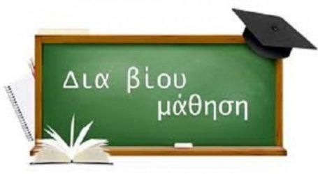 Δήμος Κιλελέρ: Πρόσκληση εκδήλωσης ενδιαφέροντος για θέσεις Εκπαιδευτών Ενηλίκων στα Κέντρα Δια Βίου Μάθησης
