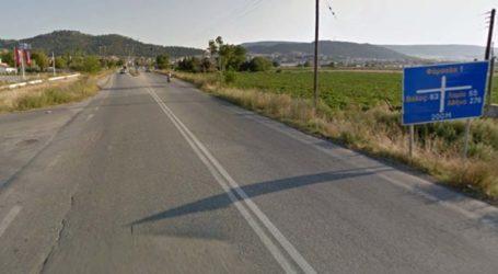 Προχωρά η δημοπράτηση της μελέτης για το δρόμο Λάρισα-Φάρσαλα