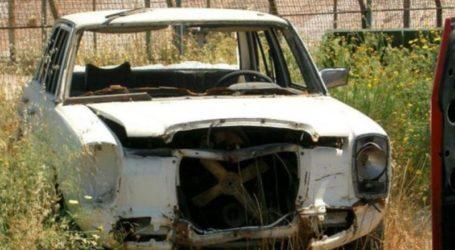 Σκόπελος: Ξεκίνησε ο εντοπισμών των εγκαταλελειμμένων αυτοκινήτων