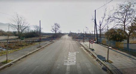 """Σημείο """"φωτιά"""" για τους οδηγούς η διασταύρωση περιμετρικής οδού και αγροτικού δρόμου Ελασσόνας-Τσαριτσάνης"""