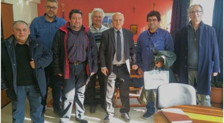 Συνάντηση του νέου ΔΣ της Ε.Λ.Τ.Ε.Ε. Λάρισας με τον Περιφερειακό Διευθυντή Πρωτοβάθμιας και Δευτεροβάθμιας Εκπαίδευσης Θεσσαλίας