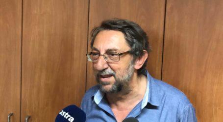 Αθώος ο Σούλτης για λακκούβες στις γραμμές του ΟΣΕ στη Λάρισα