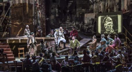 Το εξπρεσιονιστικό αριστούργημα «Βόιτσεκ»του Alban Berg στο Αχίλλειο