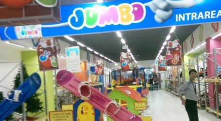 Μόνιμα ανοιχτά τα JUMBO τις Κυριακές σε Λάρισα και Βόλο;