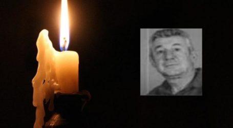 Έφυγε από τη ζωή 59χρονος Λαρισαίος αυτοκινητιστής