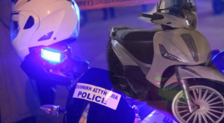 Πέντε κλοπές μοτοσυκλετών σε τρεις ημέρες στον Βόλο – Τι ερευνά η Αστυνομία