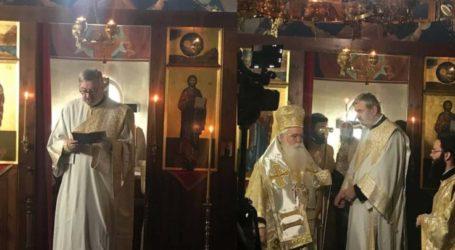 O Ιγνάτιος χειροτόνησε ιερέα τον πρώην δήμαρχο Κιλελέρ – Δείτε βίντεο