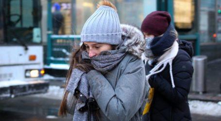 Παγωμένη η Λάρισα – Που καταγράφηκαν οι χαμηλότερες θερμοκρασίες στο νομό