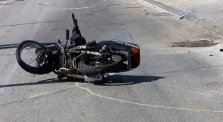 Βόλος: Προκάλεσε τροχαίο ατύχημα και οδηγούσε χωρίς δίπλωμα