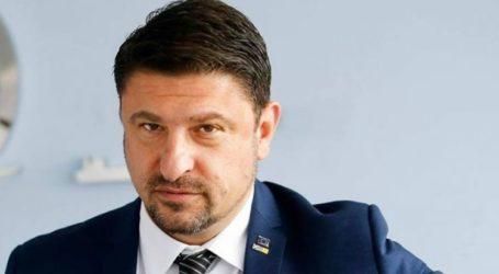 Στον Βόλο ο νέος Γενικός Γραμματέας Πολιτικής Προστασίας