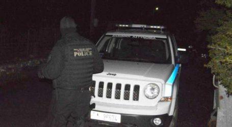 Συνελήφθη 23χρονος με ναρκωτικά έξω από τον Βόλο