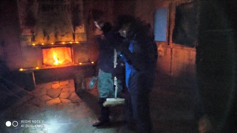 Χειμερινή εκδρομή στην Καλλιπεύκη για νεαρούς Ανιχνευτές