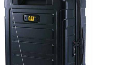 Τσάντες Κορίνα: Όταν ο κορυφαίος κατασκευαστής συνεργάζεται με τους καλυτέρους προμηθευτές παγκοσμίως προκύπτει το απόλυτο σετ βαλίτσες της Caterpillar