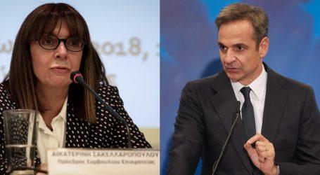 Αυτή είναι η Πρόεδρος της Δημοκρατίας που πρότεινε ο Κ. Μητσοτάκης