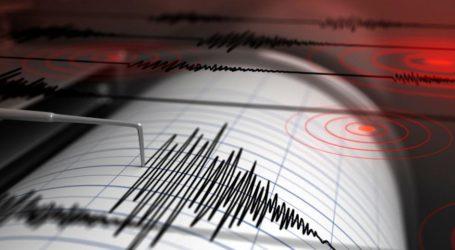 Και τρίτος ασθενής σεισμός στη Μαγνησία σε διάστημα τριών ημερών [χάρτης]