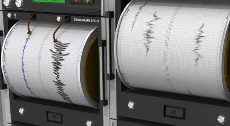 Δύο ασθενείς σεισμοί σημειώθηκαν στον Βόλο [χάρτες]