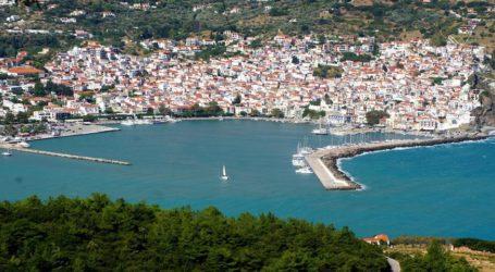 Νέο δίκτυο ύδρευσης στο Στάφυλο της Σκοπέλου κατασκευάζει η Περιφέρεια Θεσσαλίας