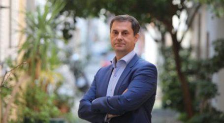 Ο υπουργός Τουρισμού Χ. Θεοχάρης στη Λάρισα θα ενημερώσει για το Συνέδριο του δικτύου «Major Cities of Europe» που θα γίνει στην πόλη