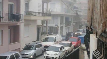 Κυκλοφορία μετ' εμποδίων κάθε Δευτέρα στη λαϊκή αγορά στην οδό Σεφέρη – Ουρές τα αυτοκίνητα (βίντεο)