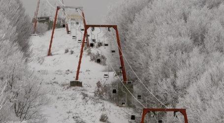 Μέχρι την Κυριακή ανοιχτό το Χιονοδρομικό Κέντρο Πηλίου