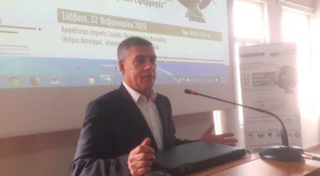 Αγοραστός: «Το πρώτο έτοιμο έργοgreen dealστην Ευρώπη είναι ο Αχελώος»