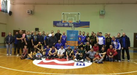 Φιλικός αγώνας μπάσκετ για την ενίσχυση του Κοινωνικού Παντοπωλείου Βόλου
