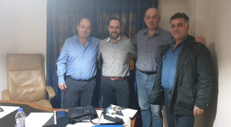 Συνεργασία του Κ. Μαραβέγια με το Σωματείο Εργαζομένων ΕΚΑΒ για την άμεση στελέχωση της υπηρεσίας στη Μαγνησία