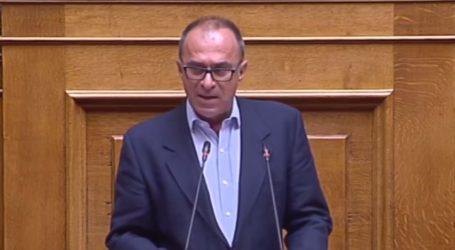 Εκδήλωση του ΚΚΕ στον Βόλο με ομιλητή τον βουλευτή Ν. Παπαναστάση
