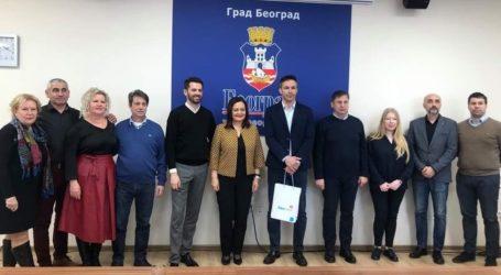 Επίσημη επίσκεψη της Γ. Μποντού – Τοκαλή στο Βελιγράδι
