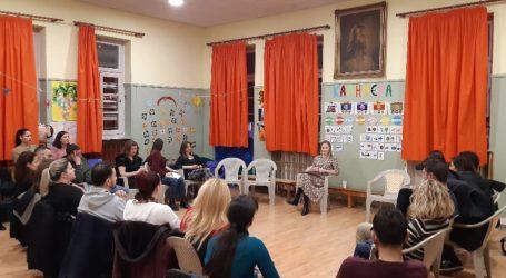 Συνάντηση γονεών με ψυχολόγο στον Βρεφονηπιακό σταθμό της Μητρόπολης Δημητριάδος