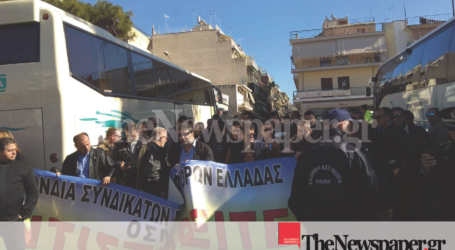 ΤΩΡΑ: Καθυστερήσεις στα δρομολόγια του ΚΤΕΛ από Αθήνα για Βόλο λόγω απεργίας [εικόνες]