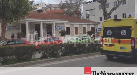 ΤΩΡΑ: 45χρονη κατέρρευσε στο Κέντρο Κοινότητας Βόλου [εικόνες]