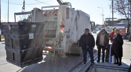 Ξεκίνησε η υπογειοποίηση κάδων απορριμμάτων σε τρία χωριά του δήμου Κιλελέρ