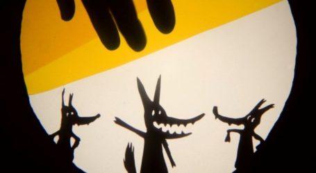 Παράσταση σύγχρονου θεάτρου σκιών από το Εργαστήρι Κουκλοθέατρου Πορφυρογένειου Ιδρύματος Αγριάς