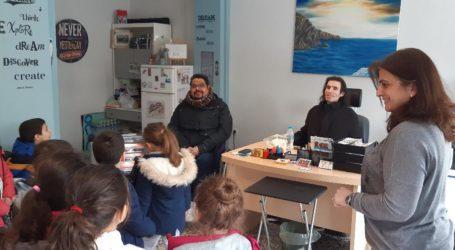 Βόλος: Συγκέντρωσαν καπάκια για τον «Ιππόκαμπο»