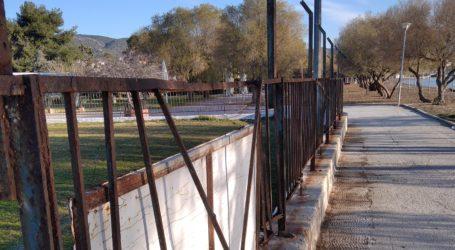 «Μαζί για τον Βόλο»: Καταγγέλει εγκατάλειψη του γηπέδου της Ν. Αγχιάλου