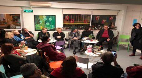Την Κυριακή 23 Φεβρουαρίου η έκτη συνάντηση της λέσχης αφήγησης Βόλου