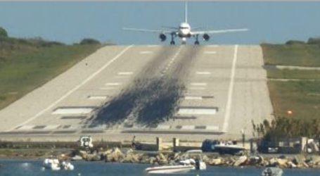 Μεγάλη αύξηση στην επιβατική κίνηση του αεροδρομίου της Σκιάθου
