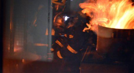 Βόλος: Κινητοποίηση της Πυροσβεστικής για φωτιά σε κουζίνα