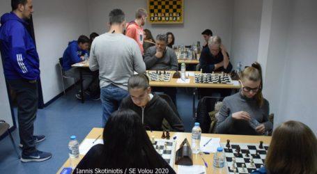 Σκακιστική Ένωση Βόλου: Έναρξη πρωταθλήματος με εκπλήξεις και ανατροπές