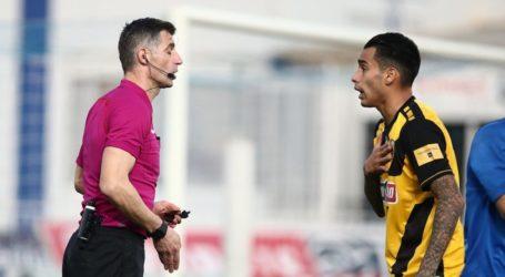 «Ήταν πέναλτι στον Λόπες, έπρεπε να αποβληθεί ο Κιβρακίδης» – Ποδόσφαιρο – Super League 1 – A.E.K.