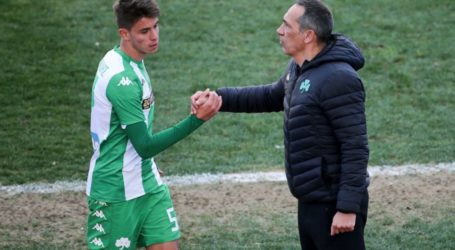 «Ο Δώνης θέλει να βελτιωθεί αμυντικά ο Βαγιαννίδης» – Ποδόσφαιρο – Super League 1 – Παναθηναϊκός