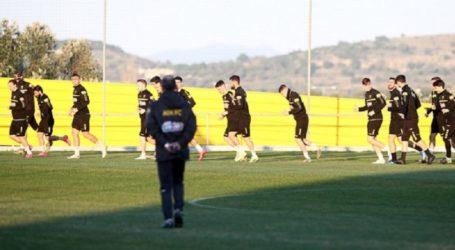 Προπονήθηκαν Βράνιες και Κλωναρίδης, εκτός Ολιβέιρα, Παουλίνιο – Ποδόσφαιρο – Super League 1 – A.E.K.