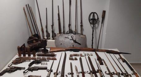 Ολόκληρο οπλοστάσιο εντοπίστηκε σε σπίτι 32χρονου